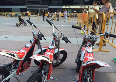 MOTOS ELECTRICAS TRIAL